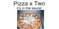 Pizza x 2 Menu