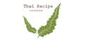 Thai Recipe Cuisine Menu
