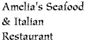 Amelia's Seafood & Italian Restaurant menu and coupons