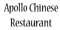Apollo Chinese Restaurant menu and coupons