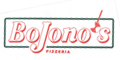 Bojono's  Pizzeria Menu
