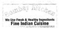 Bombay Kitchen Menu