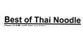 Best of Thai Noodle menu and coupons