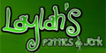 Laylah's Patties & Jerk menu and coupons