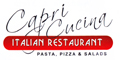 Capri Cucina menu and coupons