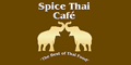 Spice Thai Cafe Menu