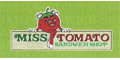 Miss Tomato Sandwich Shop Menu