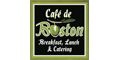 Cafe de Boston menu and coupons