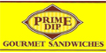 Prime Dip menu and coupons