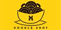 M Noodle Shop Menu