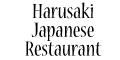 Harusaki Japanese Restaurant Menu