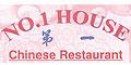 No. 1 House Chinese Restaurant Menu