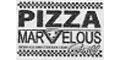 Pizza Marvelous Menu