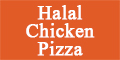 Halal Chicken Pizza Menu