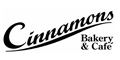 Cinnamons Bakery and Cafe menu and coupons