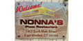 Nonna's Pizza Restaurant Menu