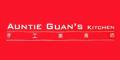 Auntie Guan's Kitchen Menu