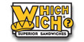 Which Wich - UTC Menu