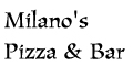 The Original Milano's Pizza menu and coupons