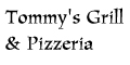 Tommy's Grill & Pizzeria menu and coupons