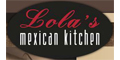Lola's Mexican Restaurant menu and coupons