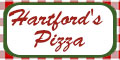 Hartford's Pizza Menu