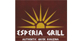 Esperia Grill  menu and coupons