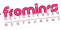 Fromin's menu and coupons