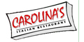 Carolina's Italian Restaurant menu and coupons