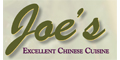 Joe's Excellent Chinese Cuisine menu and coupons