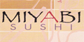 Miyabi Sushi Menu