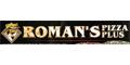 Roman's Pizza Plus Menu
