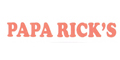 Papa Rick's menu and coupons