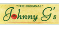 Johnny G's Famous Pizza Menu