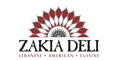 Zakia Deli menu and coupons