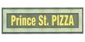 Prince St. Pizza Menu