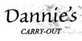 Dannie's Carry-Out Menu