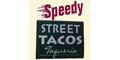 Speedy Street Tacos Taqueria Menu
