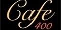 Cafe 400 Menu