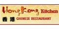 Hong Kong Kitchen Menu