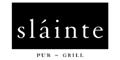 Slainte Pub & Grill Menu