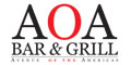 AOA Bar & Grill Menu