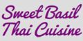 Sweet Basil Thai Menu