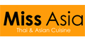 Miss Asia menu and coupons
