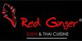 Red Ginger Sushi & Thai Menu