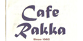 Cafe Rakka Menu