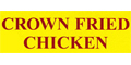 Crown Fried Chicken menu and coupons
