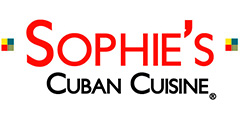 Sophie's Cuban Cuisine (New St) Menu