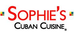 Sophie's Cuban Cuisine (Chambers St) Menu