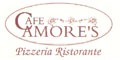 Cafe Amore's Pizzeria Ristorante Menu